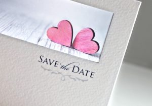 love hear save the date