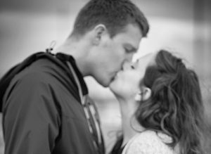 engagement photo for ordee of service