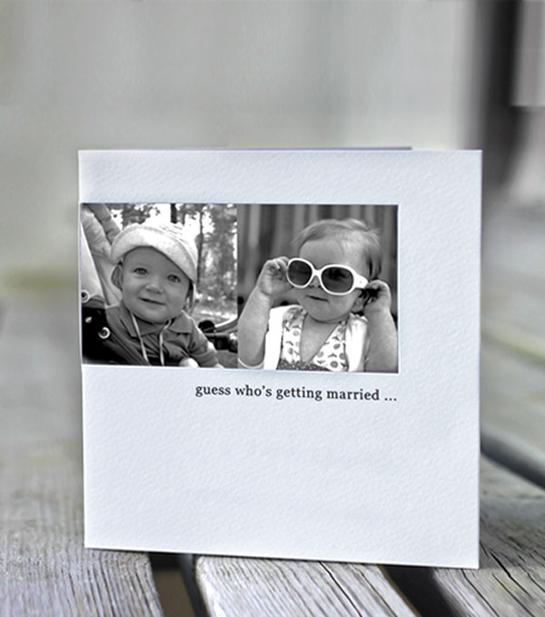 personalised cards using your baby photos