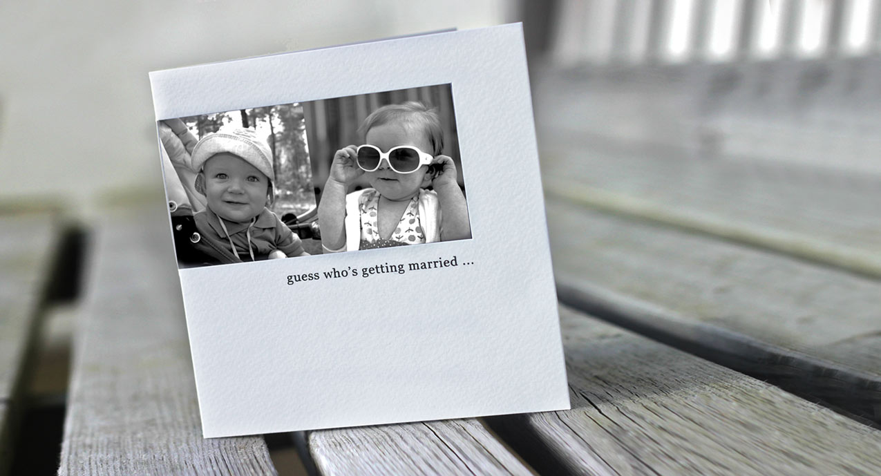 invitations using you baby photos