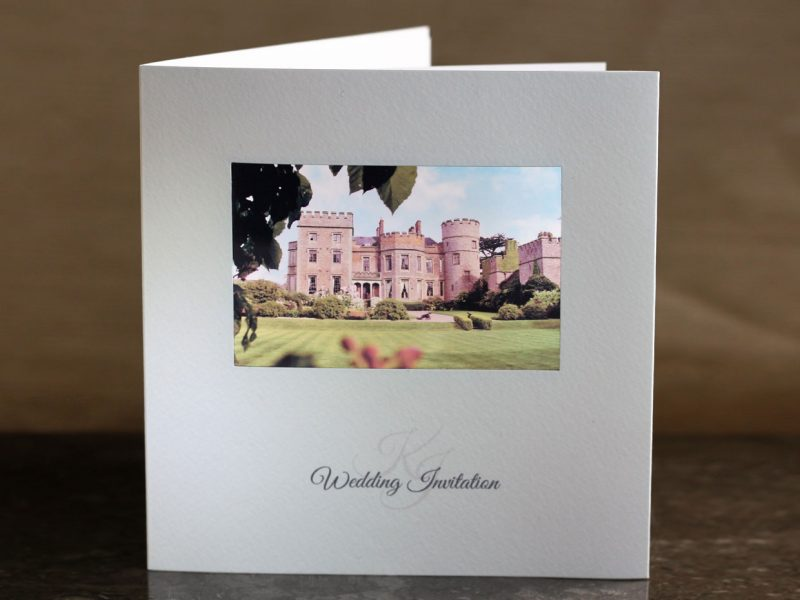 wedding invitations for rowton castle venue